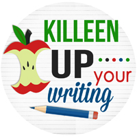 Logo, Killeen Up Your Writing